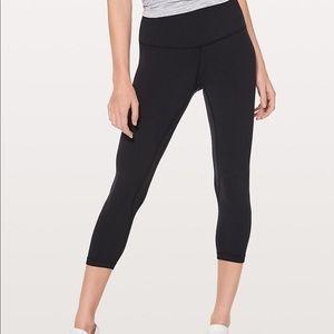 """brand new! black align 21"""" leggings"""